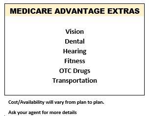 Medicare Advantage Extras